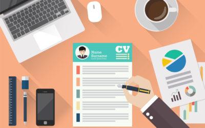 Headhunterens 10 bedste råd til et overbevisende CV!